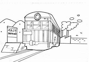 キハ2デフォルメ塗り絵(掲載用)