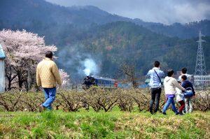 若桜鉄道SL試験運行05