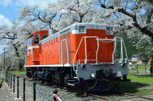 若桜鉄道SL試験運行20