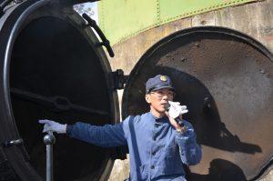 若桜鉄道SL試験運行23