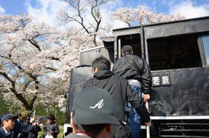 若桜鉄道SL試験運行24