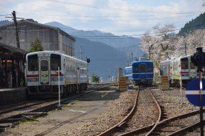 若桜鉄道SL試験運行27
