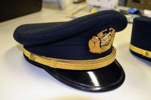 北条鉄道制帽