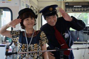 北条鉄道車内ライブ02