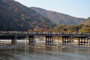 嵐山渡月橋(掲載)