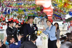 北条鉄道結婚式15a