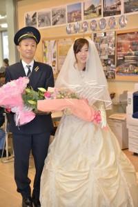 北条鉄道結婚式05a