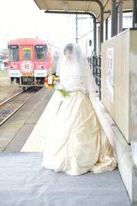 北条鉄道結婚式02a
