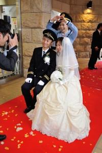 北条鉄道結婚式09a