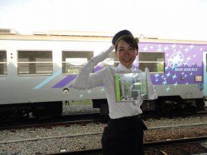 北垣さんコンサート列車08