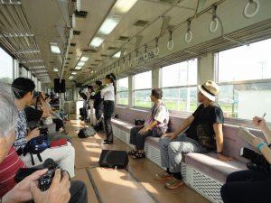 北垣さんコンサート列車03