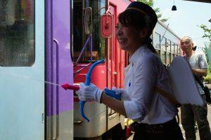 かぶと虫列車 (4)