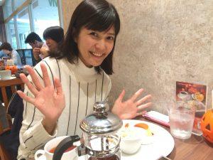 北川恵さんと大久保で打ち合わせ02