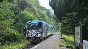 島根県西部のローカル線リポートHD13
