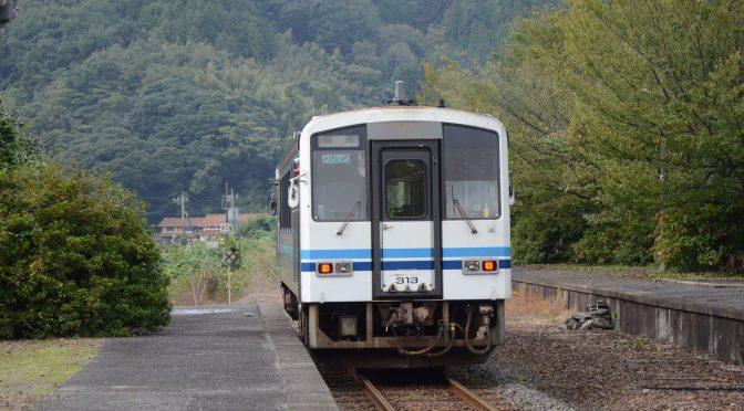 ★★いよいよ三江線ラスト1週間さようなら大変お疲れ様でした。