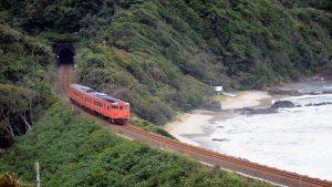 島根県西部のローカル線リポートHD02