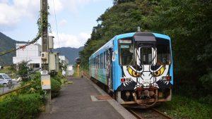 島根県西部のローカル線リポートHD15