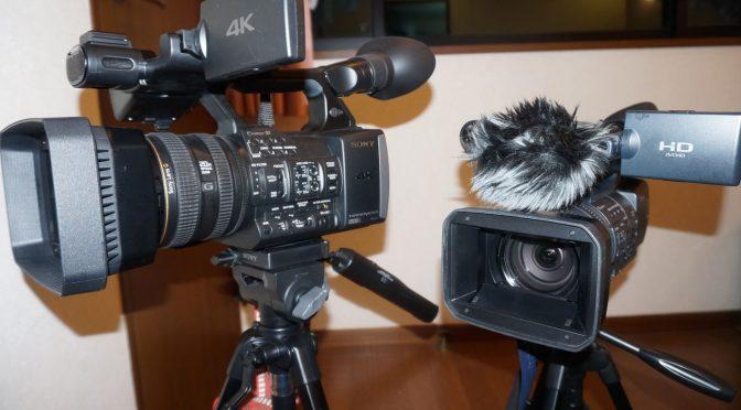 ★★テレビ猪名川では新年度より新機材導入4Kカメラ収録をスタートいたしました。