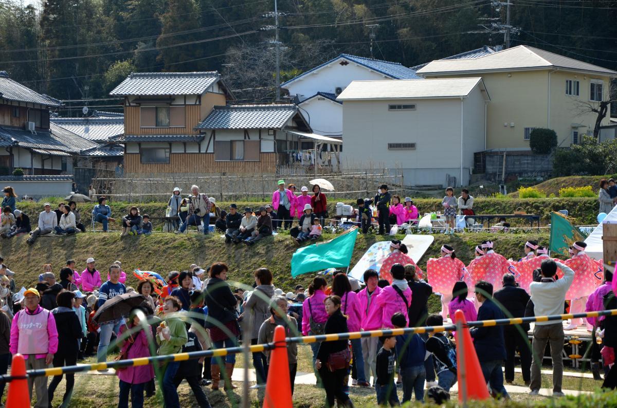 猪名川桜まつり06