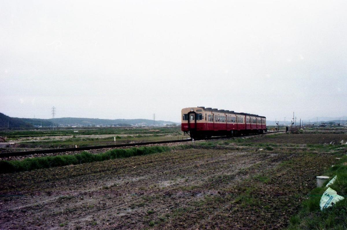 キハ35系三木線?01