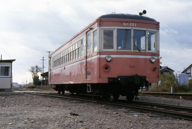 別府鉄道キハ101