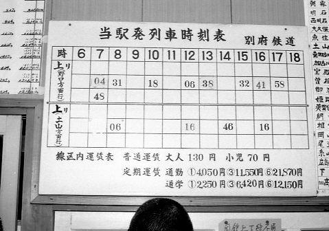別府鉄道別府港駅07