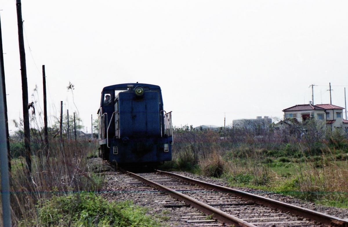 別府鉄道土山線1
