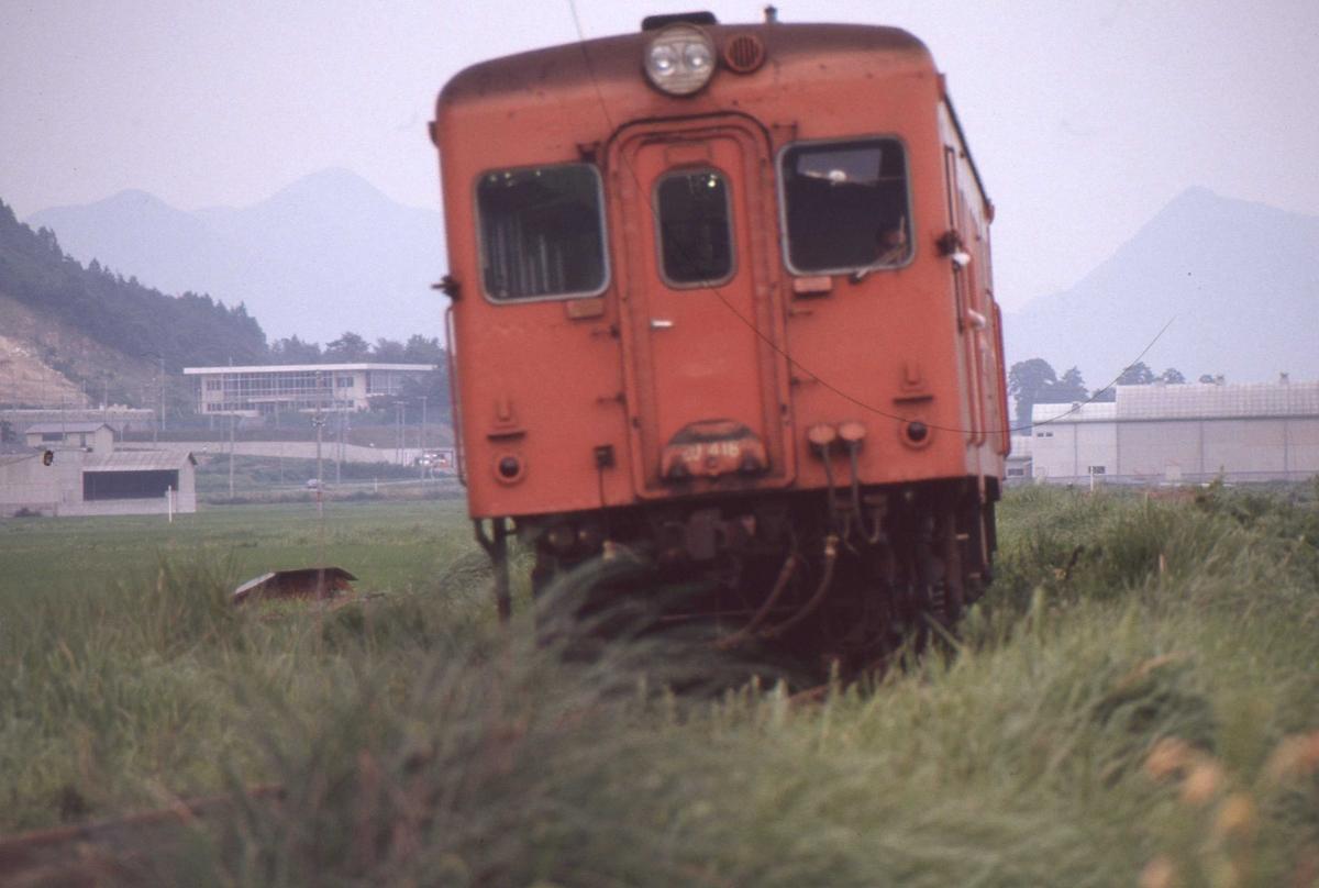 加古川線キハ20系