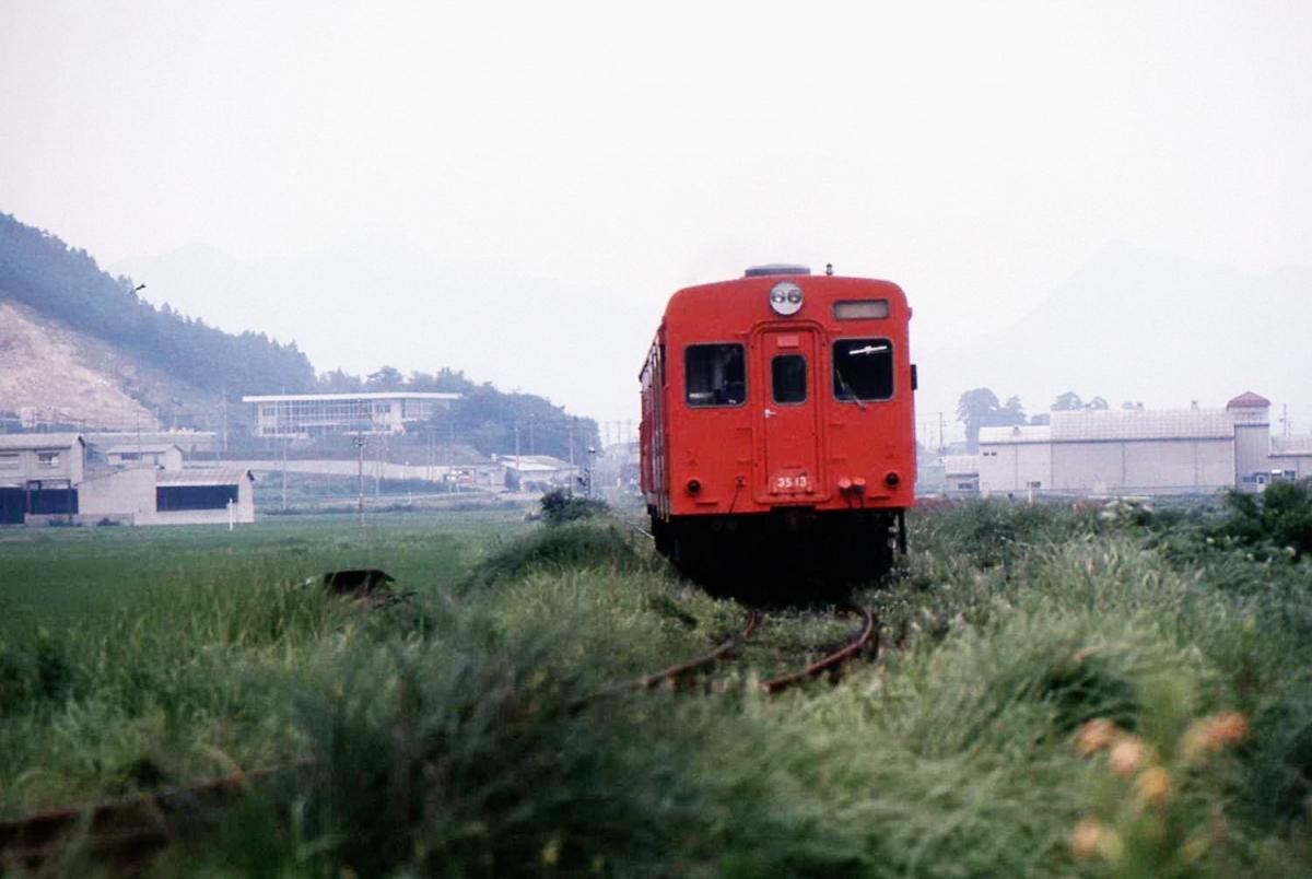 加古川線キハ35系