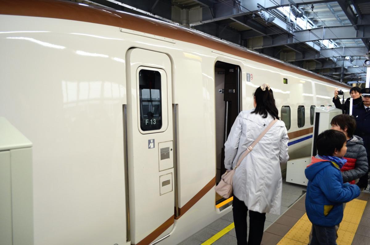 北陸新幹線かがやき506号02