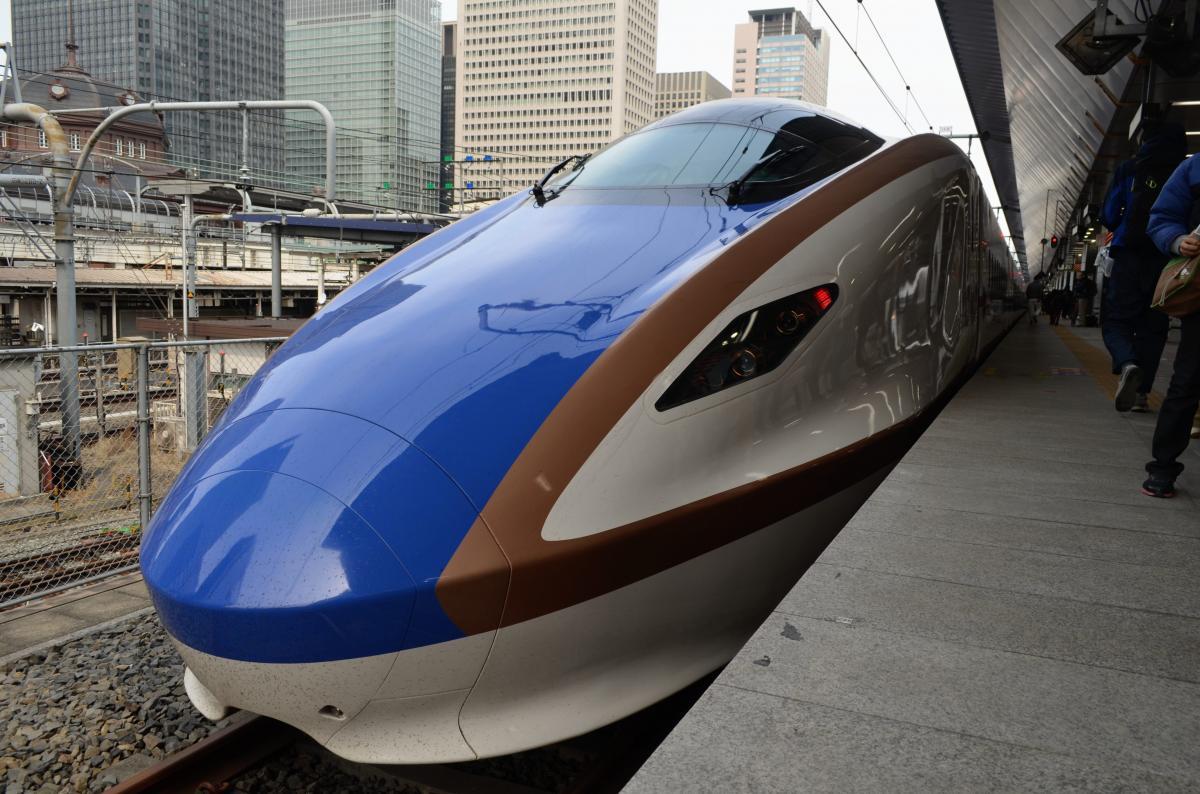 北陸新幹線かがやき506号05