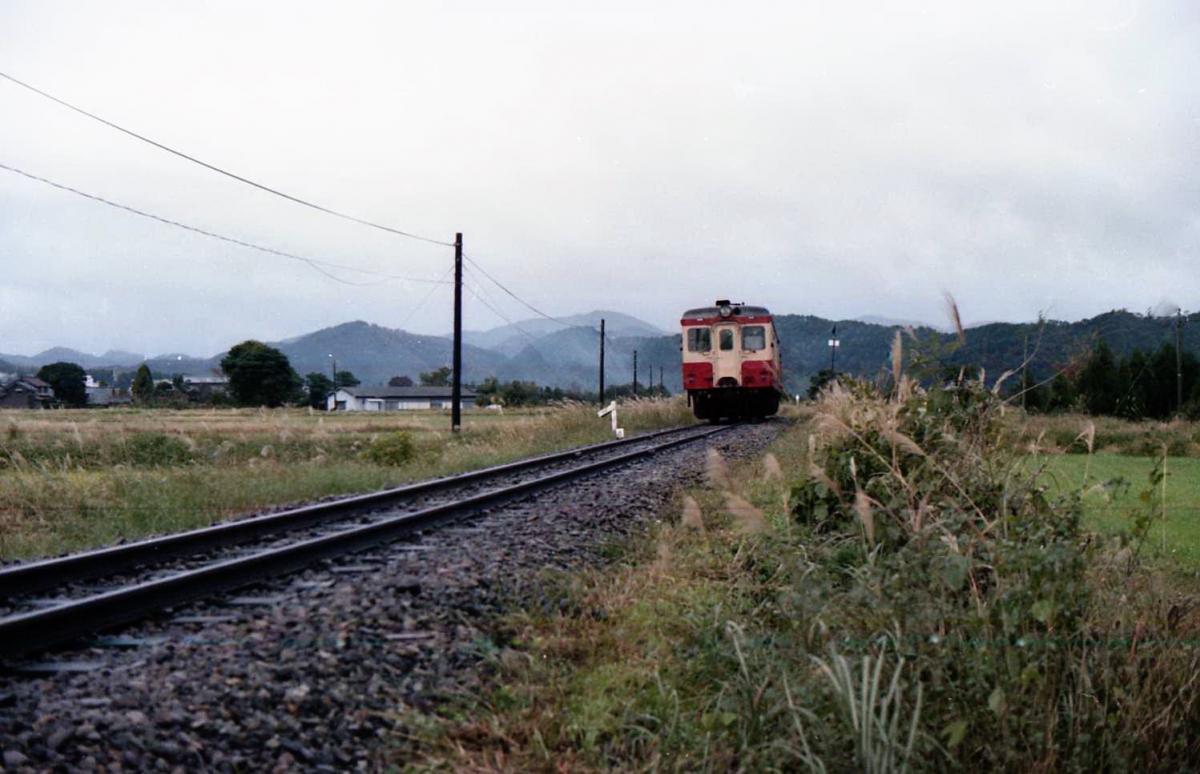 国鉄北条線キハ20系