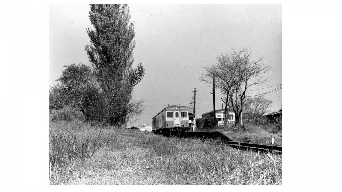 懐かしい別府鉄道24