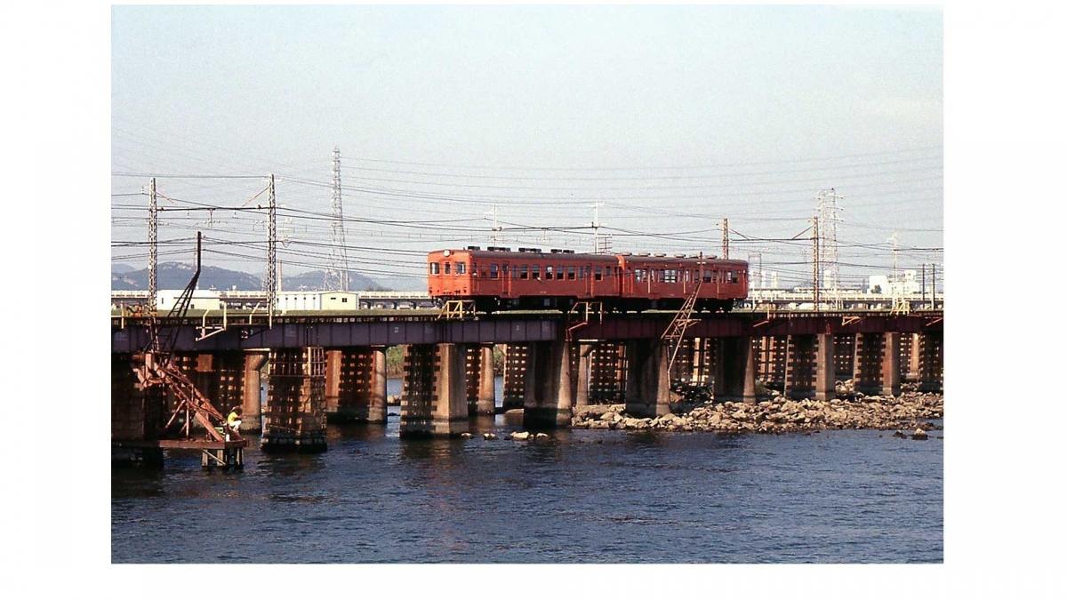 懐かしい別府鉄道26