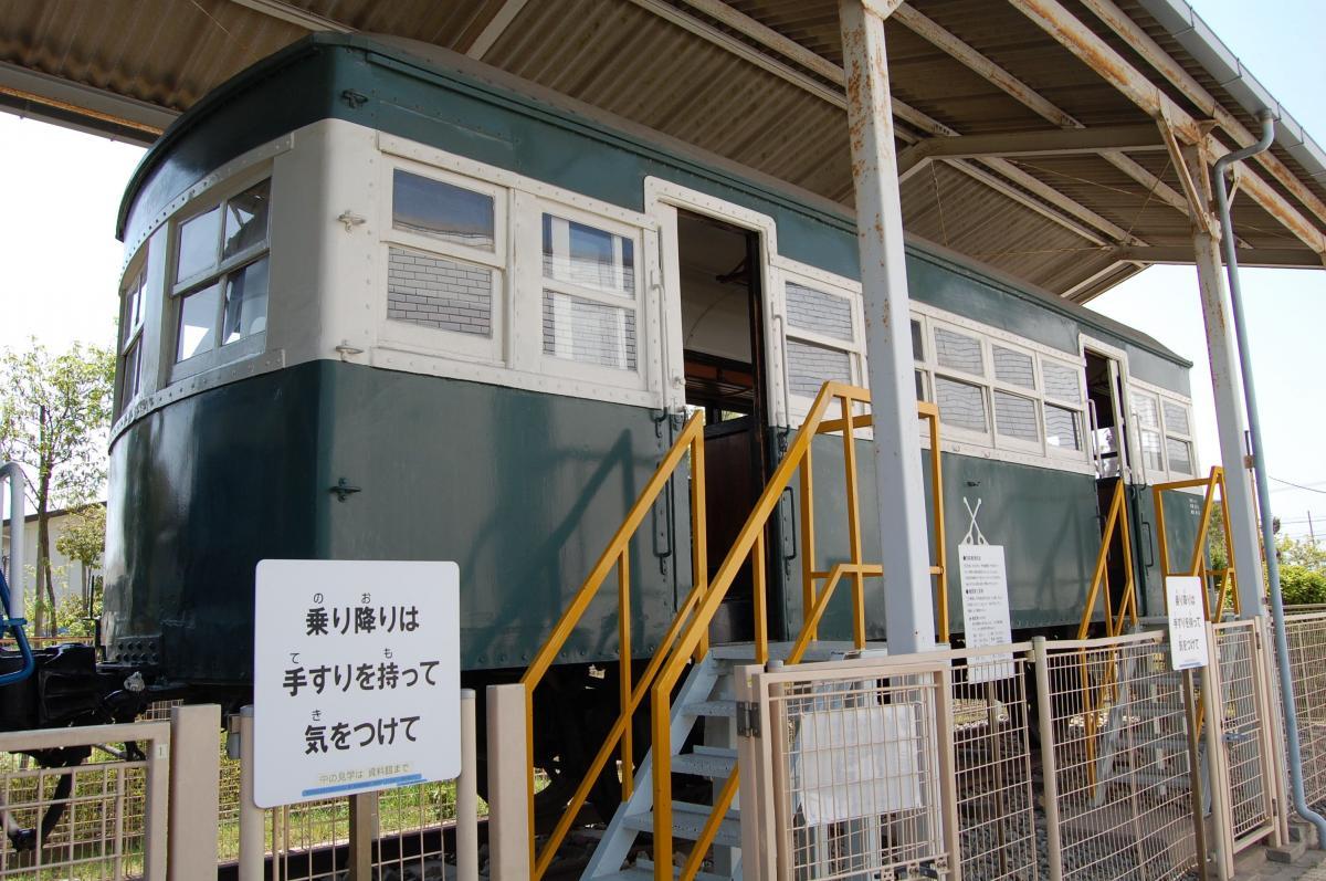 旧別府鉄道関係保存車両ほか01
