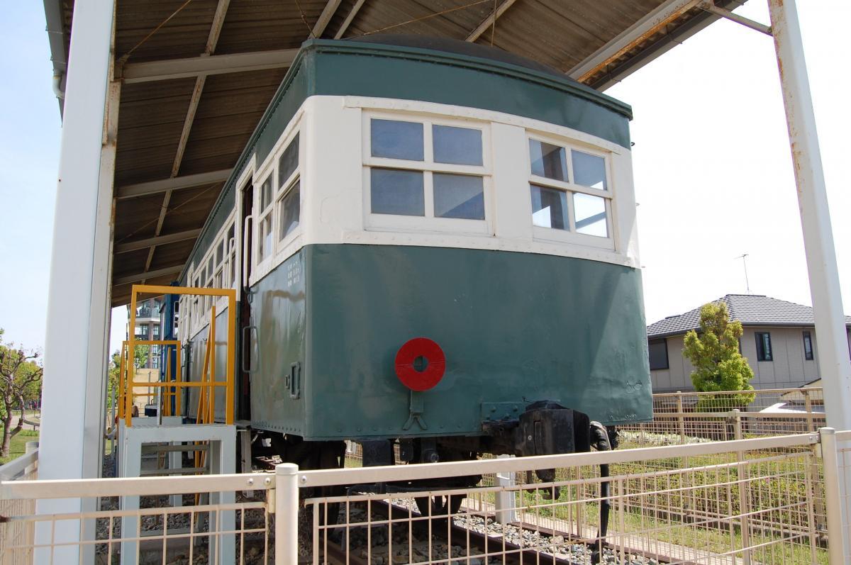 旧別府鉄道関係保存車両ほか03