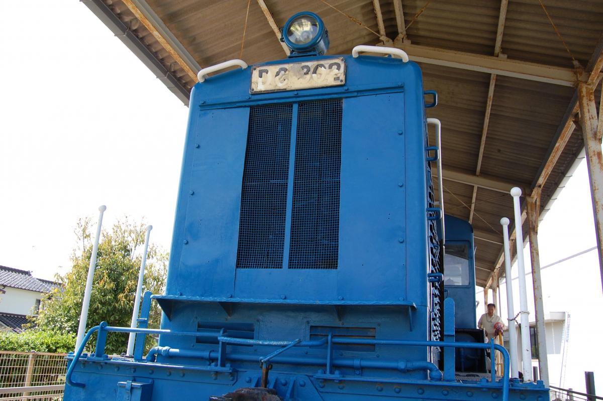 旧別府鉄道関係保存車両ほか14