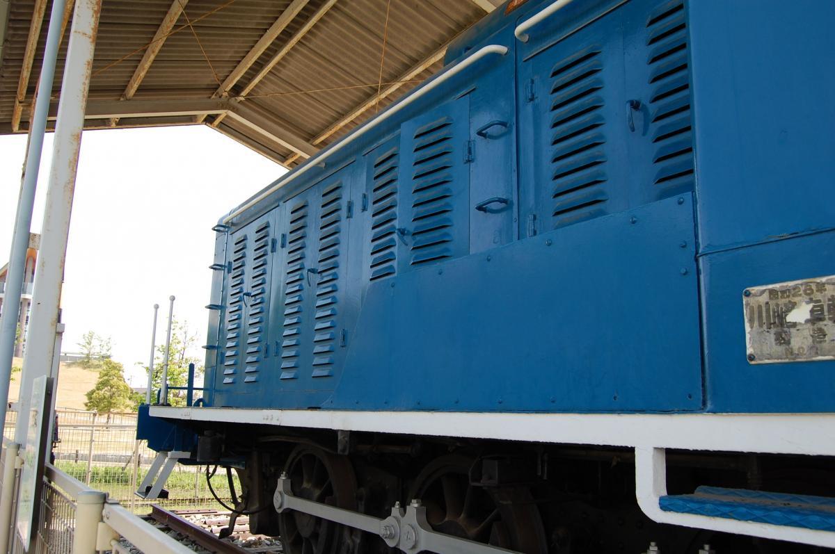 旧別府鉄道関係保存車両ほか17