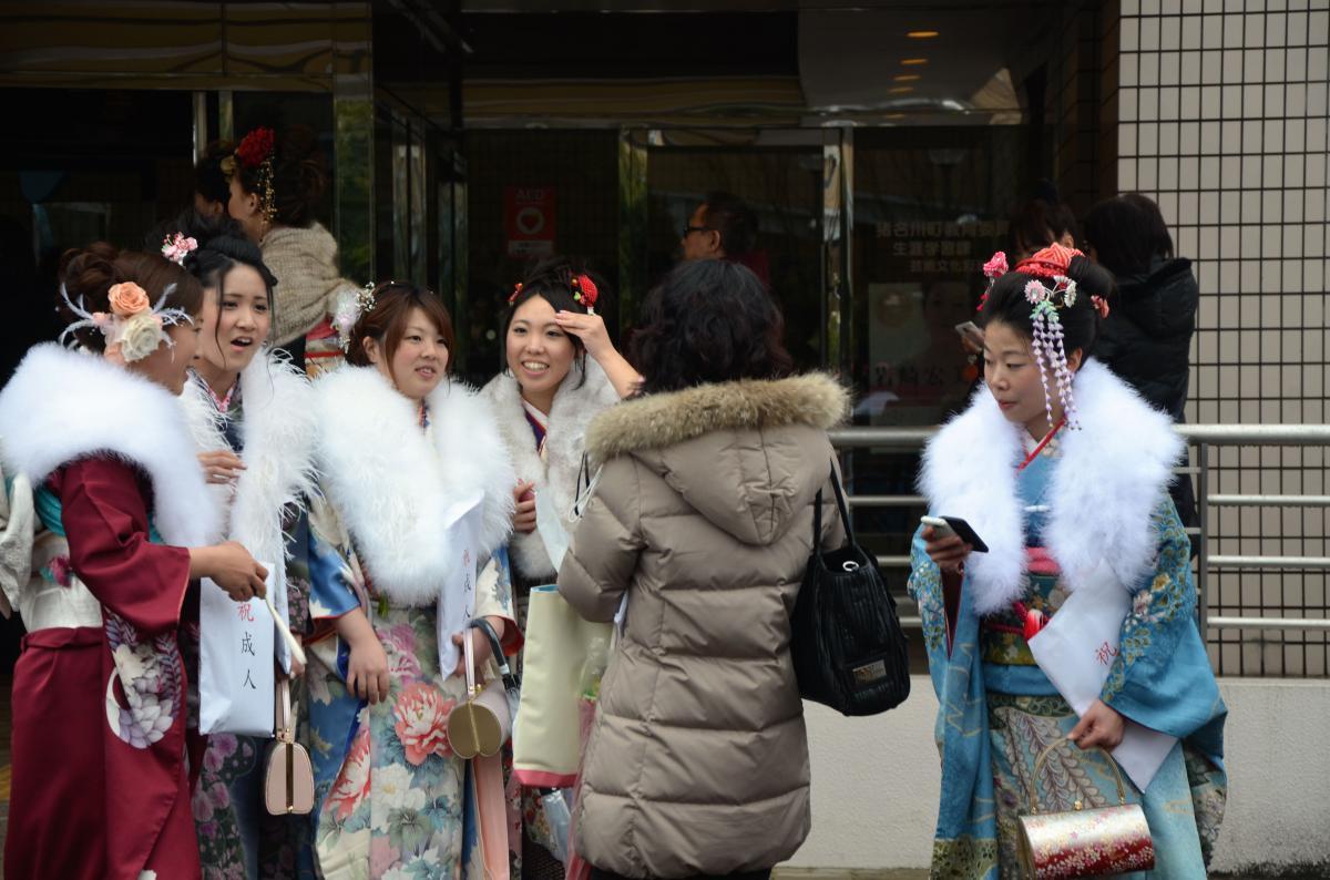 猪名川町成人式記念撮影10