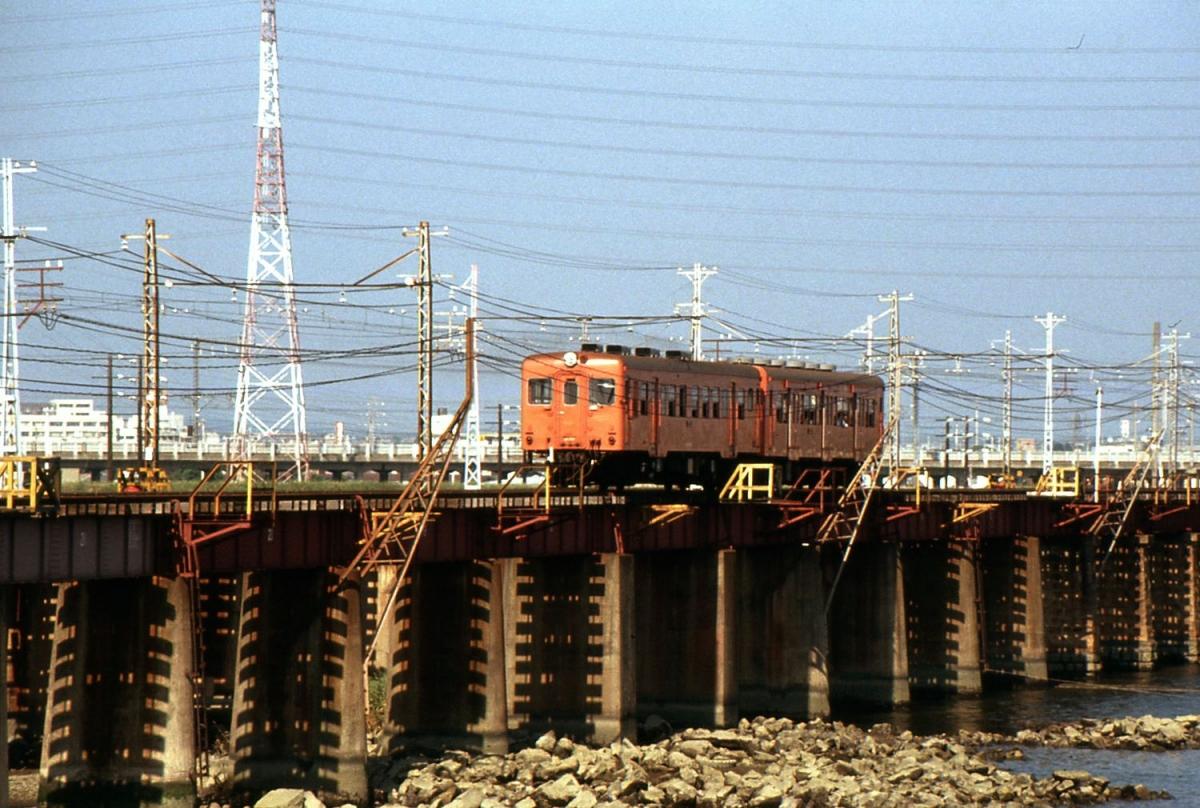 高砂線キハ20系